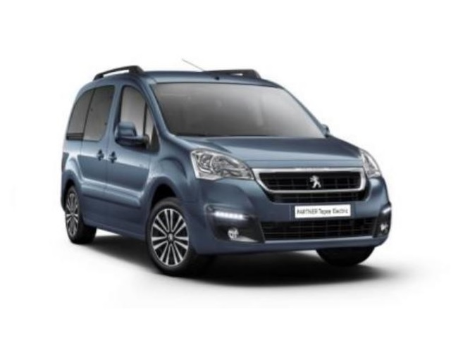 ▲PEUGEOT Partner Tepee Electric