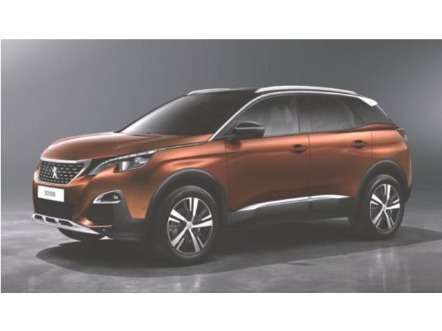 「NEW SUV PEUGEOT 3008」を発売 ~先進性にあふれた新しい「SUV」~