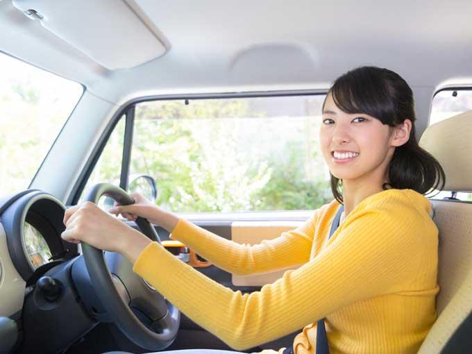 ▲運転免許を取得し車を手に入れてから、世界が大きく広がったはず。車とともにたくさん味わった大人の楽しさを娘さんにもプレゼントしてあげたいですね