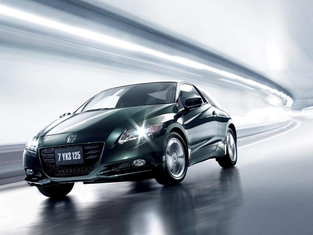 ▲2017年1月に新車販売が終了したCR-Z。デビューした2010年式で走行5万km未満なのに車両本体価格100万円を切るものが増えてきています