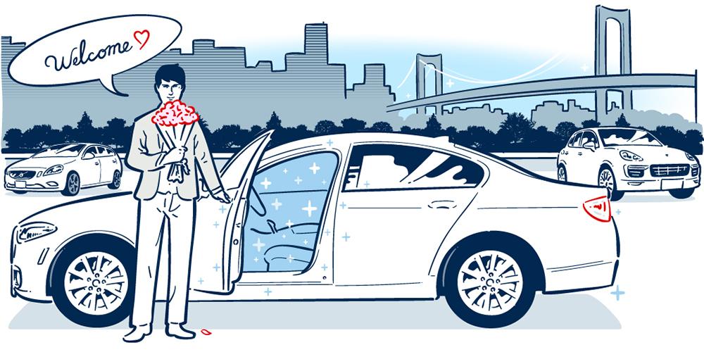 大切な人とのドライブなら「助手席優先」のクルマで喜ばせる