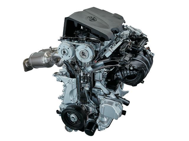 ▲トヨタがダウンサイジングエンジンを開発していることは間違いない。今回スクープ班は直3ユニットの情報をキャッチした