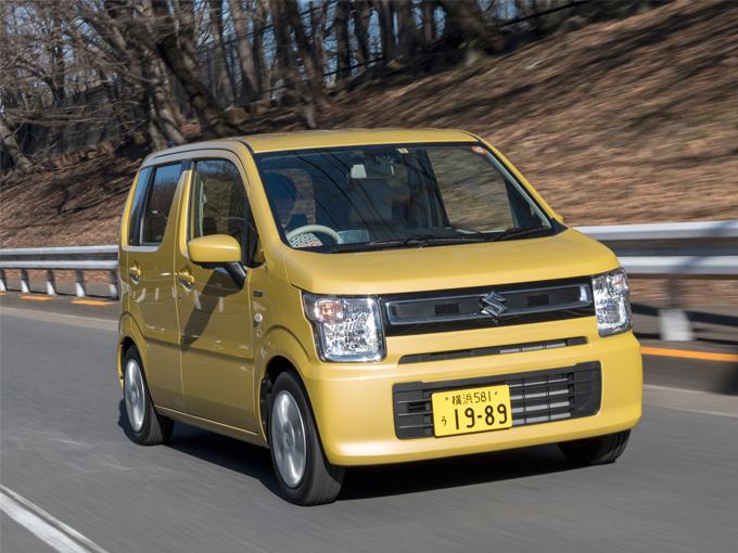 機能性とデザイン性の両立を追求、新型ワゴンR(試乗レポート)