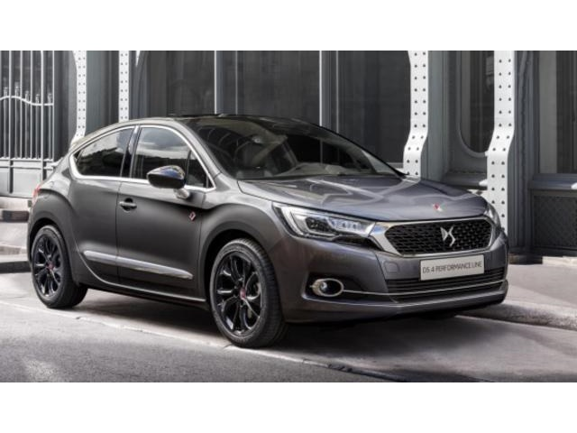 ▲DS 4 PERFORMANCE Line