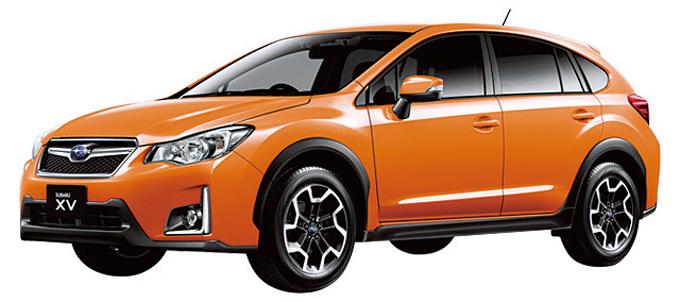 ▲車高の低いタイプの車は運転が不安……そんな方にはアイポイントが高く見切りがいいインプレッサXVがオススメ