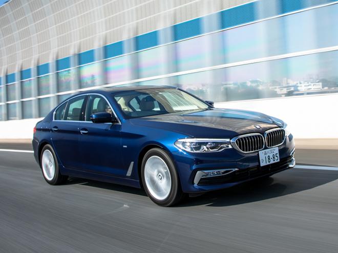 全方位で進化した、BMW 5シリーズ(試乗レポート)