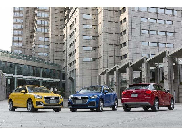コンパクトなボディに新しいアウディの魅力を凝縮 新型SUV、Audi Q2を発表
