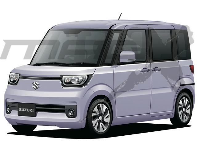 ▲カスタムだけではなく、マイルドさが魅力的な標準車もラインナップされる。カスタムとともに、2017年の東京モーターショーで先行披露される公算が大きい