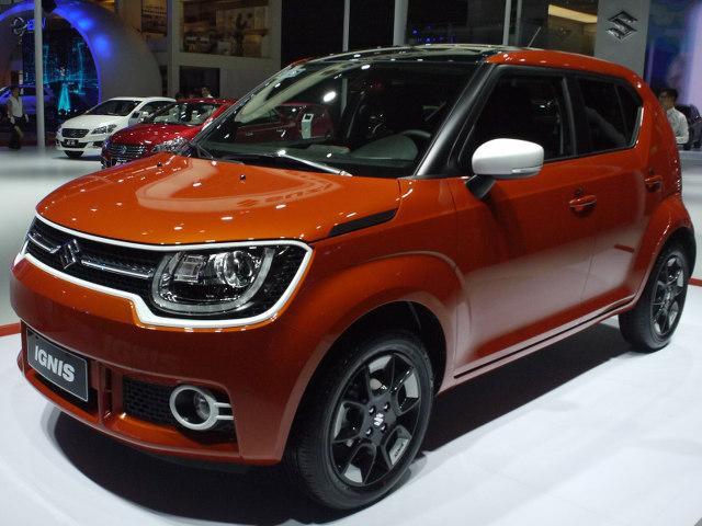 ▲スズキは、ついにイグニスを中国市場でデビューさせた。ただし、中国で現地生産はされず、輸入販売される。1L直3ターボは用意されず、1.2L直4エンジンのみというラインナップ。輸入車ということはプレミアムコンパクト路線を狙うのか