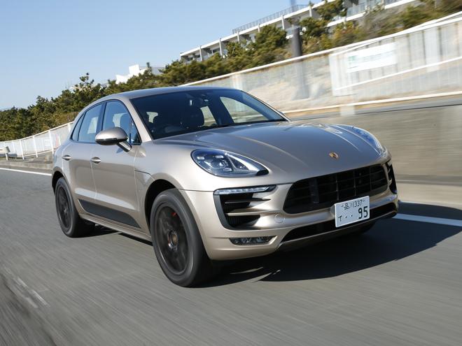 """""""SUVのピュアスポーツカー""""を標榜する、ポルシェ マカン GTS(試乗レポート)"""