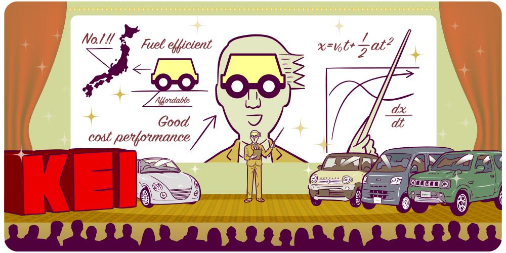 軽自動車を率先して選ぶべき、確かな理由とは?