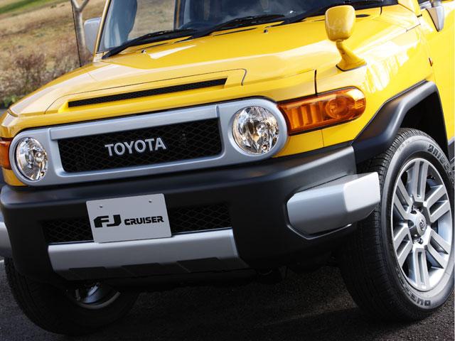 ▲抜群のルックスだけでなく、パートタイム式4WDシステムが採用されているなど4WD車としての性能も高い。これなら本格的にアウトドアを楽しめます