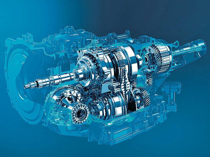 ▲スバルが大半の車種に採用している、チェーン式CVT。コンパクトさが自慢だが、金属チェーンが生み出す騒音が弱点に挙げられる。モーター内蔵のトランスミッションに、置き換える計画が持ち上がっているとのウワサもある