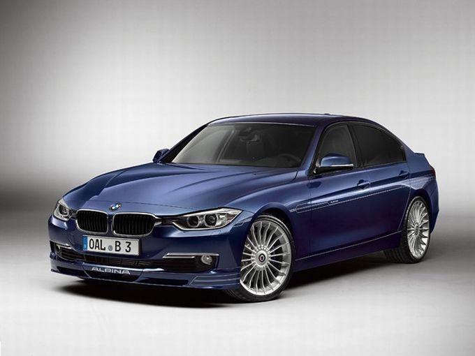 ▲現行アルピナBMW B3 ビターボリムジンは、現行BMW 3シリーズをベースとするアルピナモデル。そのディーゼル版がD3になります。現在の中古車相場は総額700万~850万円といったニュアンス