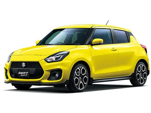 スズキ、小型乗用車 新型「スイフトスポーツ」を発売