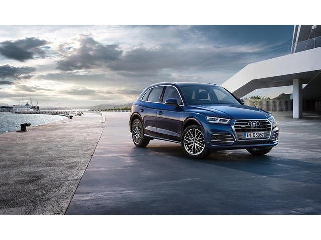 新型Audi Q5を発売