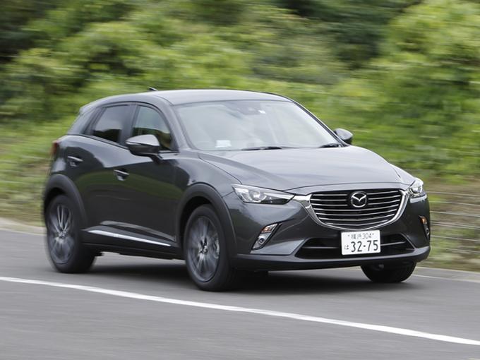 """ガソリンエンジンの新型は """"角が取れた"""" CX-3(試乗レポート)"""