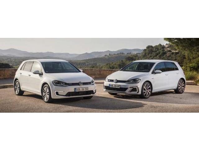 電気自動車の新型「e-Golf」とプラグインハイブリッド車の新型「Golf GTE」を導入
