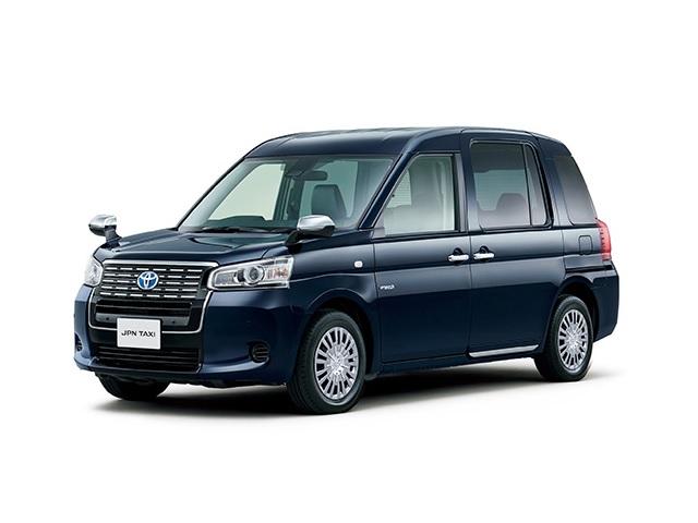 TOYOTA、新型車JPN TAXIを発売