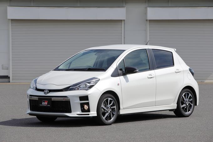 トヨタの新ブランド 「GR」のヴィッツは3段階の味付け! 走りの好みで選べるモデル