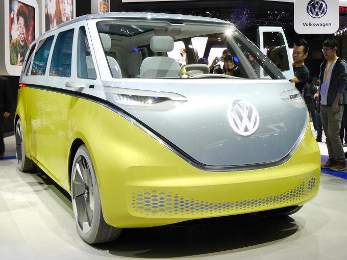 ▲フォルクスワーゲンも同様に専門ブランド、IDを設立する。こちらは2020年から市販車の販売を始める見通し