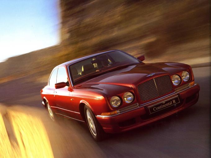 ▲写真のコンチネンタルRやターボRなど、ベントレーの世界的評価を決定づける名モデルを多く生み出した1980~90年代。現在も多くのモデルが中古車マーケットに流通している