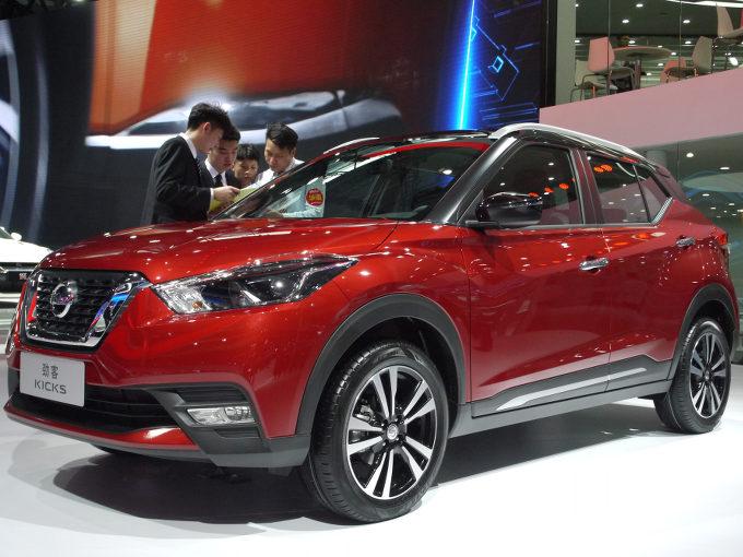 ▲日産 キックスといっても、あの軽SUVではない。2017年春に開催された上海モーターショーで発表されたSUVの市販版で、2017年7月に正式デビューした。中国市場ではジュークがインフィニティ扱いとなっているので、このキックスが日産ブランドのコンパクトSUVとなる