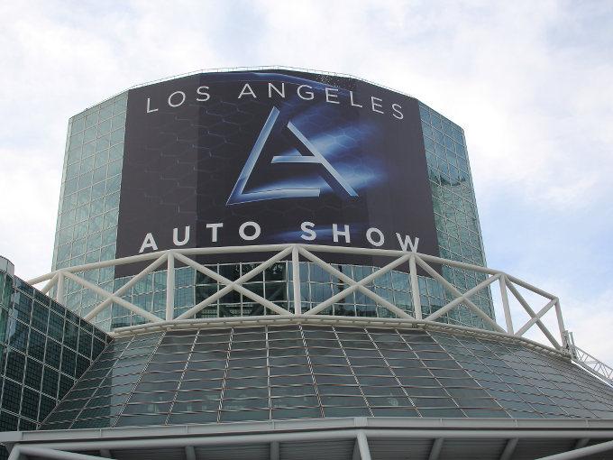 ▲米国、ロサンゼルスのコンベンションセンターで、12月1日から10日まで開催されたLAオートショー。以前はデトロイトほどの国際的なショーではなかったが、近年は存在感を増してきている