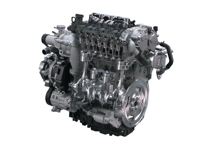 ▲ガソリンとディーゼル、両エンジンの良さを兼ね備えるユニットとして、マツダが世に問うスカイアクティブX。広い領域で一定燃費が保たれるため、ギア比を変えて走りが楽しめる味付けに仕立てることも可能