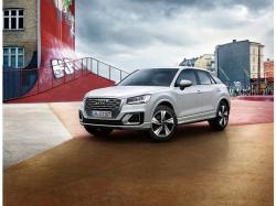 ▲Audi Q2 #touring limited