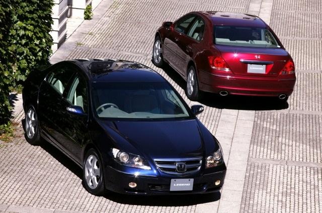 ▲280馬力規制を初めて突破したのはスポーツカーではなくレジェンドだった