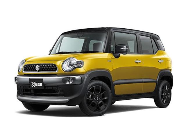 スズキ、小型乗用車 新型「クロスビー」を発売