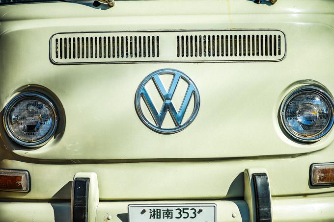 フォルクスワーゲン タイプII(Photo:柳田由人)