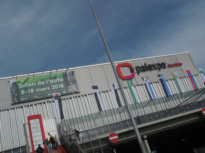 ▲今年もスイス、ジュネーヴのコンベンションセンター、パレクスポで開催された、ジュネーヴ・モーターショー2018。世界5大モーターショーのひとつに密着取材した