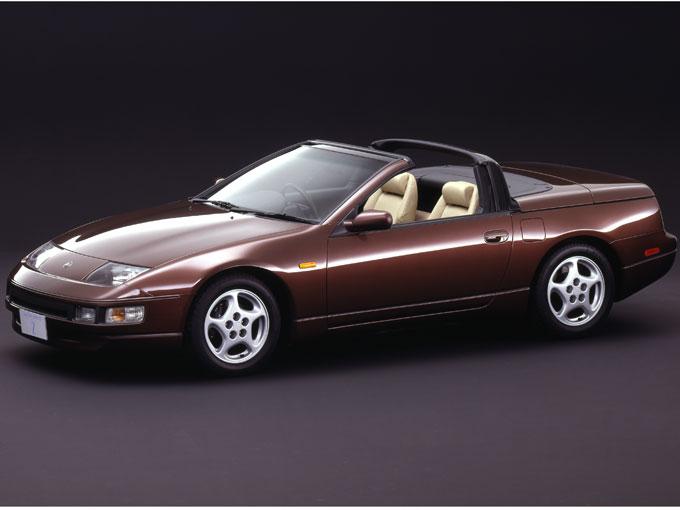 ▲4代目が登場した1989年から遅れること3年、1992年にオープンモデルが追加となった