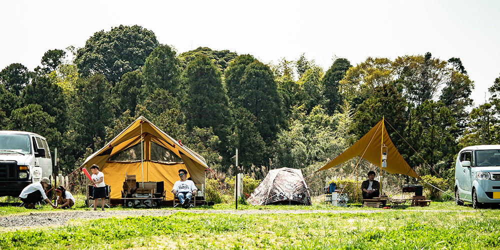 ミニマム キャンプ