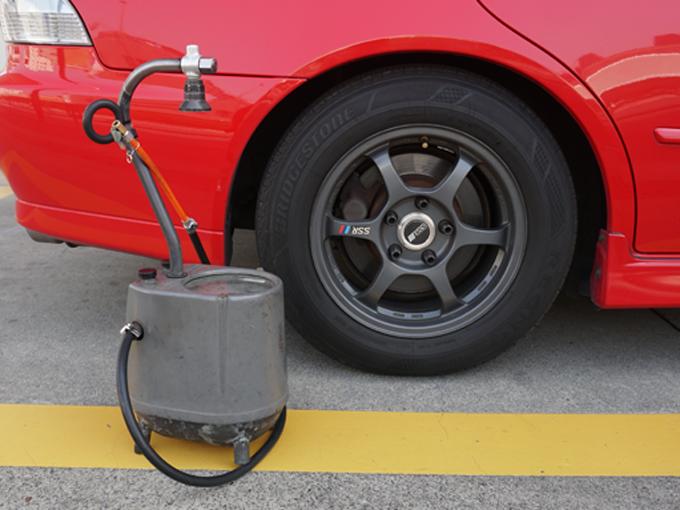 ▲今回はタイヤの中でも「空気圧」についてお届けします!
