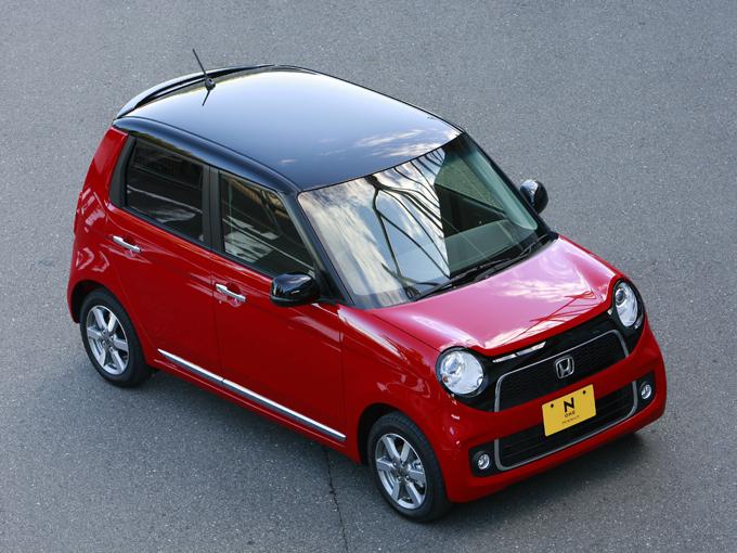 ▲マイカーに軽自動車をお探しなら、ホンダ N-ONE(初代・現行型)はいかがだろうか。今なら予算100万円で最上級グレードも夢ではない!