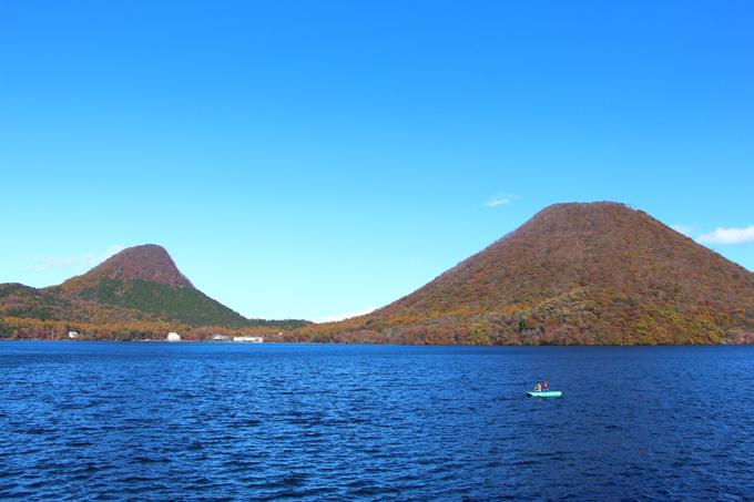 ▲ちなみにこちらが榛名山(写真:photo AC)。今回は行きませんでしたがきっと良いところです