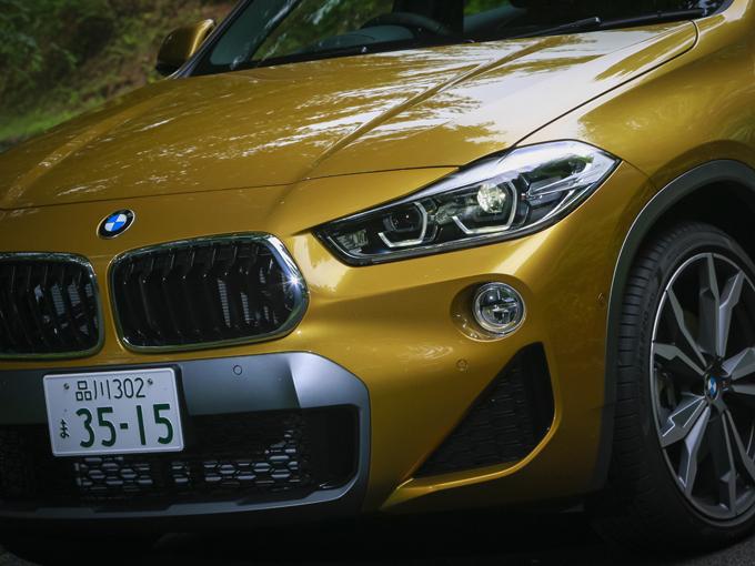 ただの若者向けラインと思うなかれ。BMWの挑戦が詰まったX2に乗った。