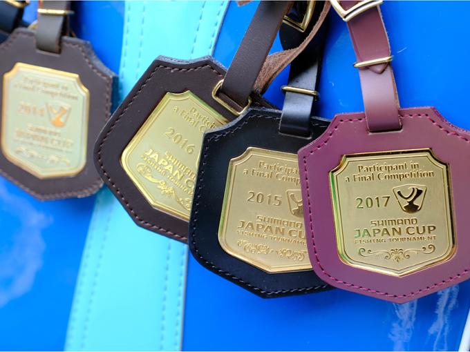 ▲ベテランの猛者が集まる全国大会でも優勝の経験がある。今では主要大会の上位常連選手だ