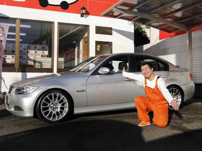 この安さは厳選と値付け努力のたまもの。総額32.4万円の激安BMW 3シリーズを見てきた! ちゃんと動かないんじゃないの? って思ってたけど……