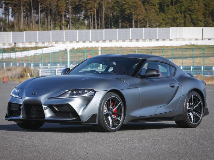 満を持してトヨタ スープラが復活!! 抜群の走行安定性と乗り心地に魅了される