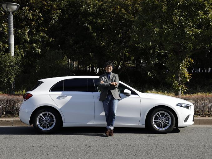 メルセデス・ベンツ 新型Aクラスに試乗。小型ハッチバックとしては決して安くない。だが車としてのバリューは価格以上だ