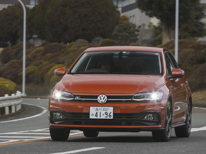 【試乗】フォルクスワーゲン ポロ Rライン|大衆車ながら高い質感で走りも良い実益を兼ねたモデル