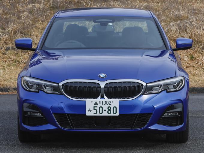 【新型】BMW 3シリーズ|先進機能によって駆け抜けないときでも歓びを味わえる車に大進化