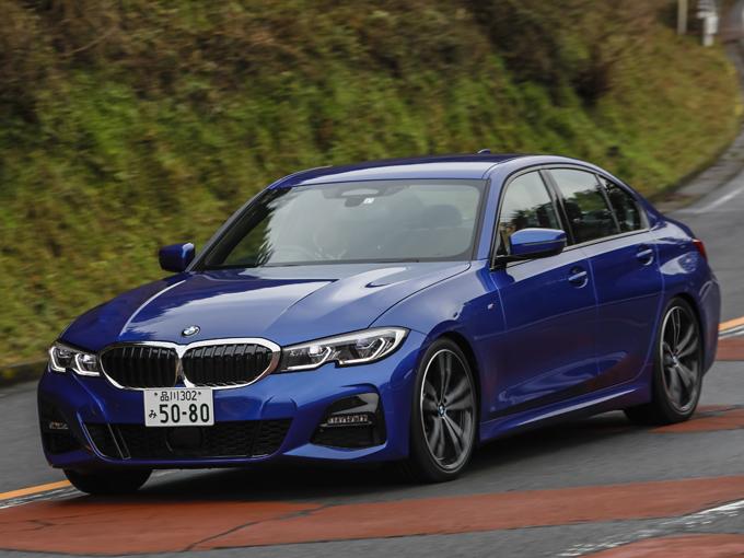 【試乗】新型 BMW 3シリーズ│ドライバーの心も濡れた路面もがっちりつかむ次世代スポーツセダン
