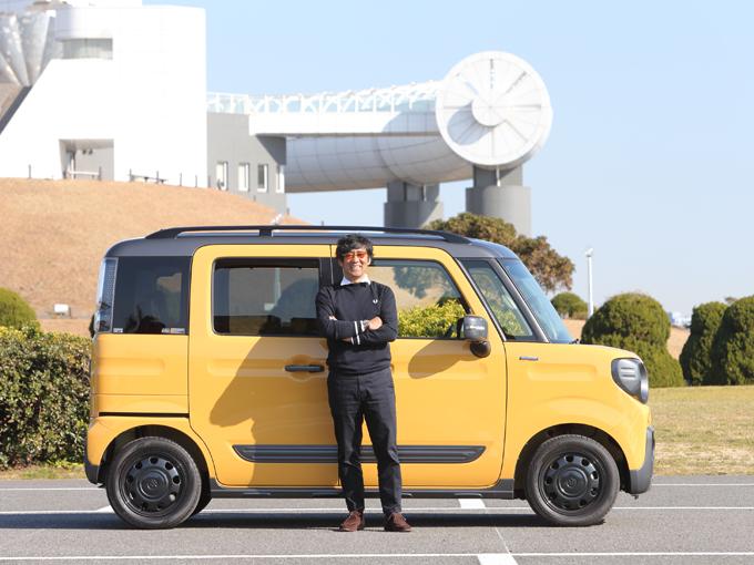 【試乗】新型 スズキ スペーシアギア|デザインだけじゃなく走りもちゃんと力強いアクティブな軽自動車