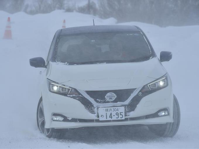 【雪上試乗】日産 人気現行モデル|雪上で感じる人気現行各モデルの安定性や楽しさ!