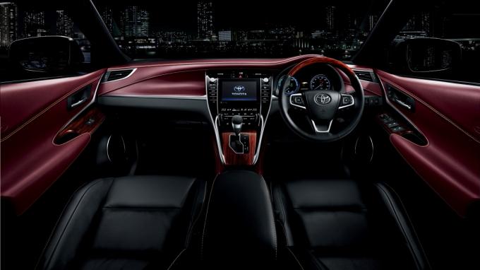 トヨタ ハリアー徹底ガイド。3代目のグレードや内装などまとめ:特選車|日刊カーセンサー